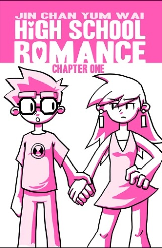 High_School_Romance_01_Cover