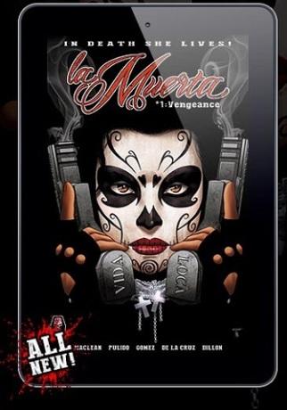 La_Muerta_Vengeance_Digital